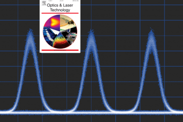 Eye-diagram of a 40-Gbit/s signal at the output of the Omnipolarizer